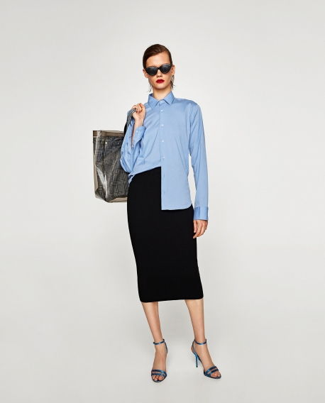 7c6f84a731b Новая юбка-карандаш  с чем ее носить и почему это модно в XXI веке
