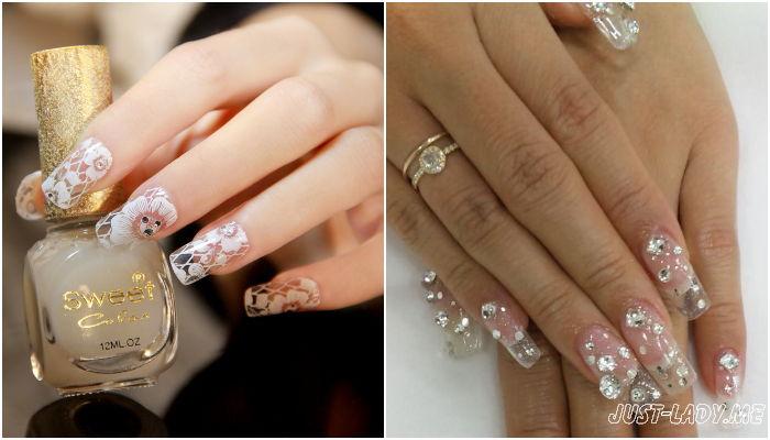 Рисунки на ногтях для начинающих: пошаговые схемы